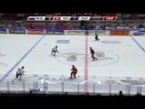 МЧМ-2014 по хоккею (Malmo, Sweden). Group B. 2 тур. Россия 7 - 1 Швейцария (28.12.2013)