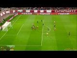 Champions League-2014. 1/8 финала. Олимпиакос - Манчестер Юнайтед 1-0 ГОЛ Домингес:) 25.02.2014